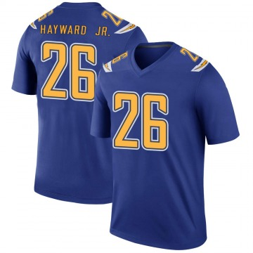 Men's Casey Hayward Los Angeles Chargers Legend Royal Color Rush Jersey