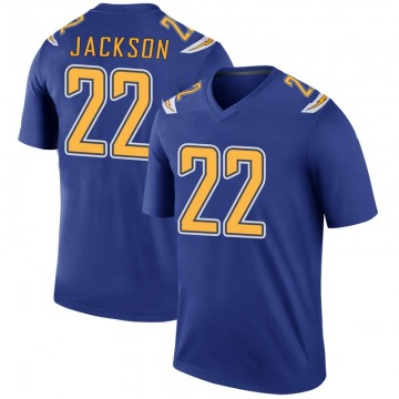 Youth Justin Jackson Los Angeles Chargers Legend Royal Color Rush Jersey