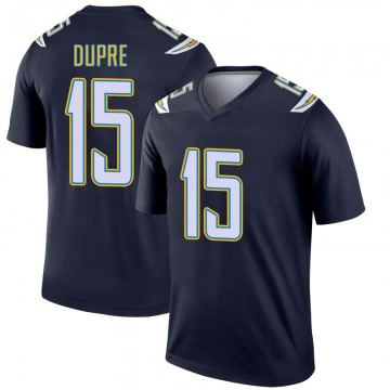 Youth Malachi Dupre Los Angeles Chargers Legend Navy Jersey